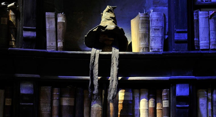 How Do You Play the Harry Potter Sorting Hat Quiz?