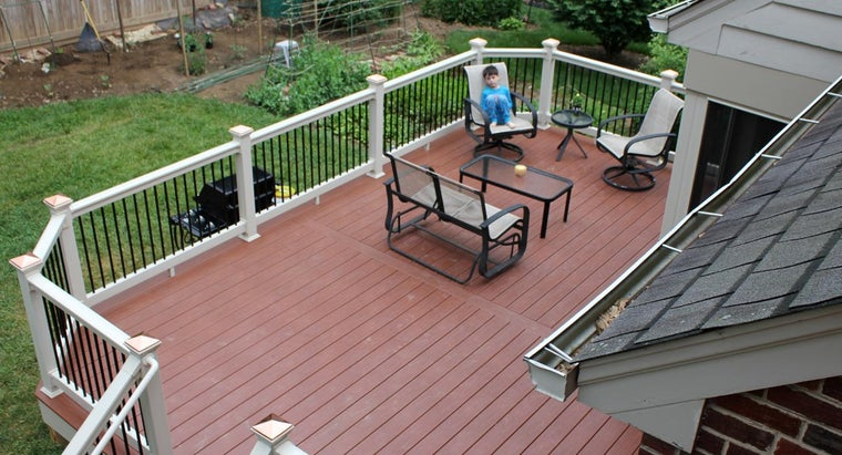 Where Can You Find Free Outdoor Deck Plans?