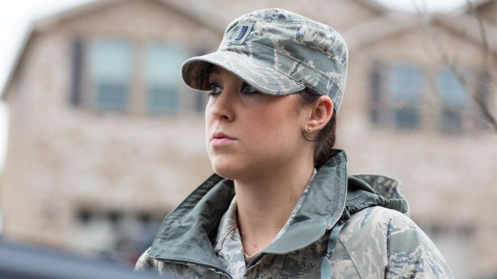 What Are the Enlisted Ranks in the Air Force?