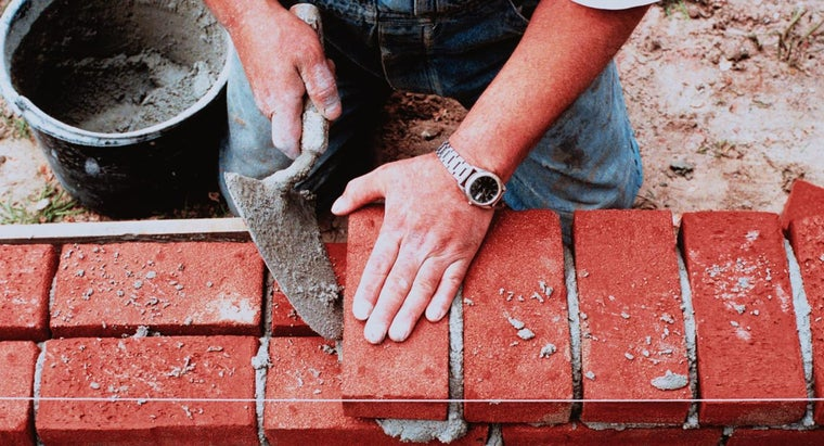 What Is a Bricklaying Contractor?