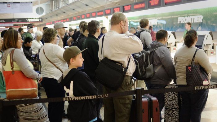 What Is Frontier Airlines Baggage Policy?