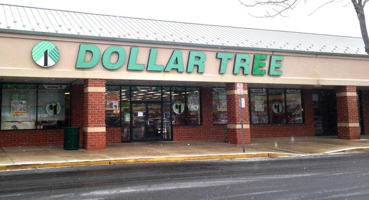 Is Everything a Dollar at Dollar Stores?