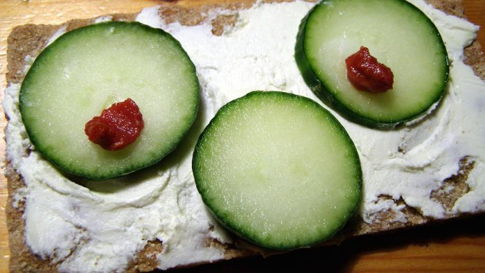 What Is a Good Cucumber Sandwich Recipe?