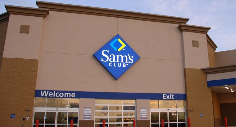 Where Is Sam's Club Bakery Located?