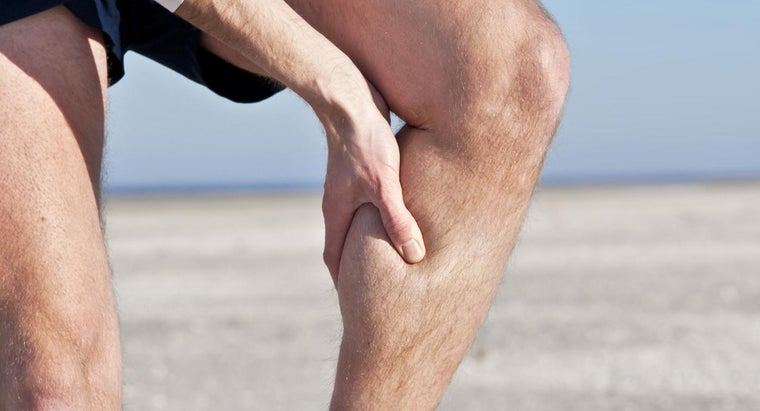 What Are Some Common Causes of Leg Calf Pain?