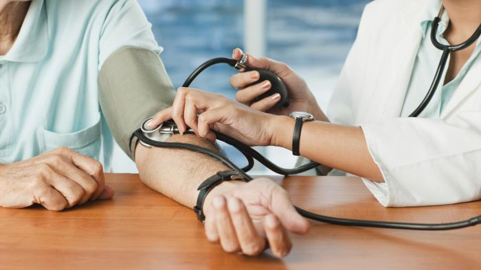 Where Can You Find a Chart for High Blood Pressure?