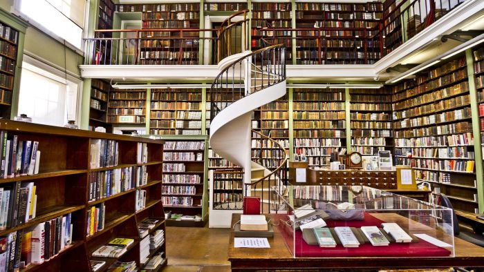 What Are Some Career Options for a Library Studies Degree?