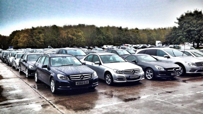 How Do You Find Police Impound Car Auctions?