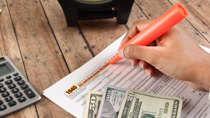 What Are Some of the Ways to Pay the IRS?