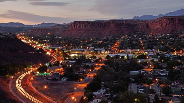 What Is the Typical Weather of St. George, Utah?