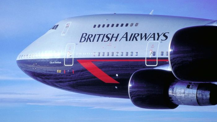 What Are Some Different British Airways Charter Flights?