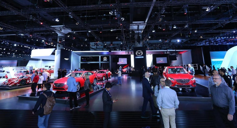 When Is the Los Angeles Auto Show Usually Held?