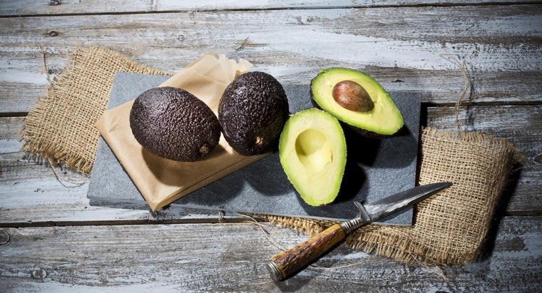 What Are Some Healthy Recipes That Use Avocados?