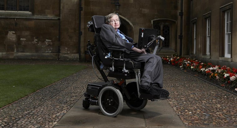 Who Is Stephen Hawking?