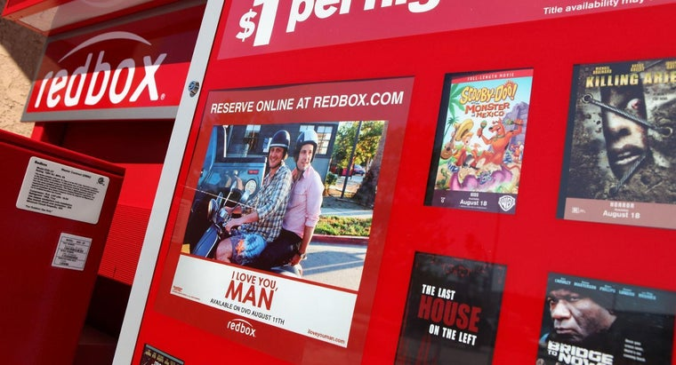 Can You Rent New Releases From Redbox?