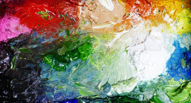 What Are the Differences Between Acrylic and Latex Paint?
