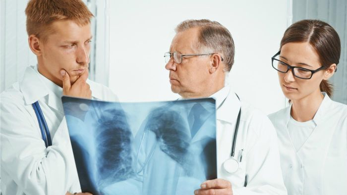 "What are medical terms for ""fluid on the lungs""?"