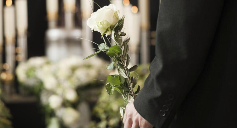 What Are Some Poems Appropriate for Reading at Your Father's Funeral?