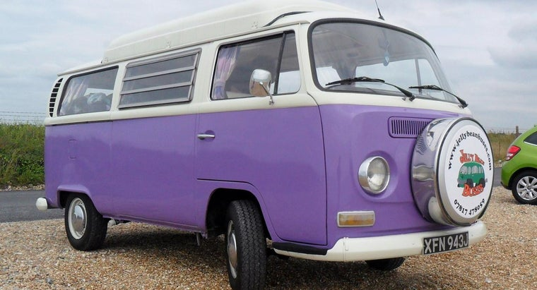Where Can You Find Old VW Vans for Sale?