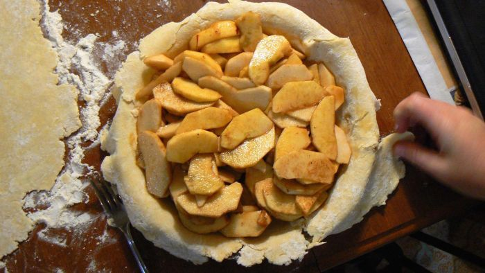 What Is a Good Vegan Apple Pie Recipe?