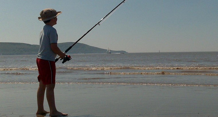 Where Can You Find a Calendar for Good Fishing Days?