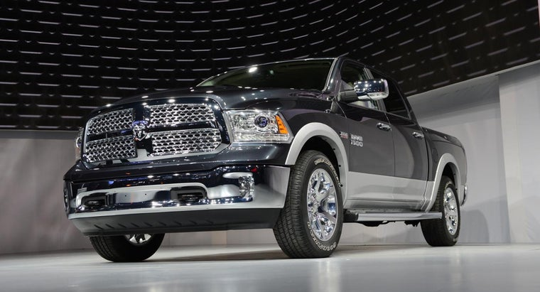 How Do You Determine the Value of a Dodge Truck?