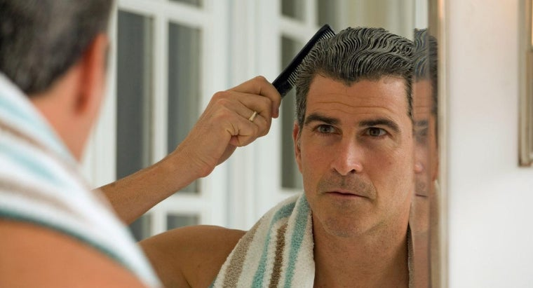 What Are Some Gray Hair Treatments?