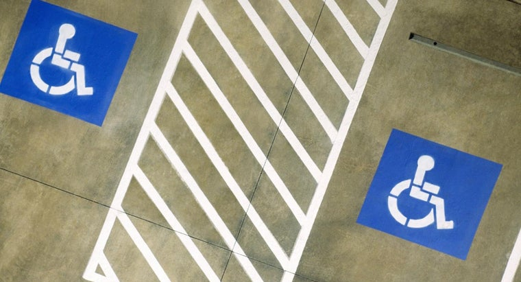 How Can You Find Out About Disabled Parking Regulations in Your Area?