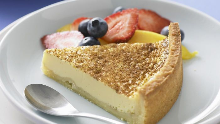 What Is a Recipe for Baked Egg Custard?
