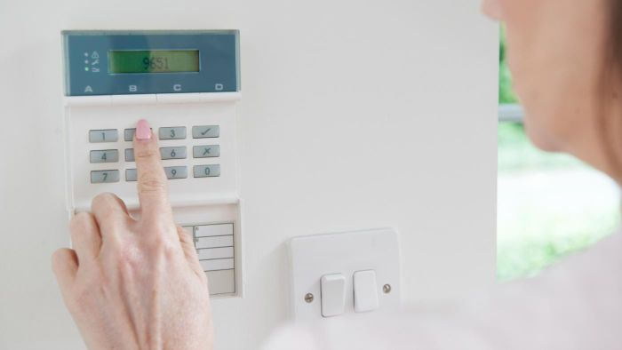 What Are Some Different Types of Home Security Systems?