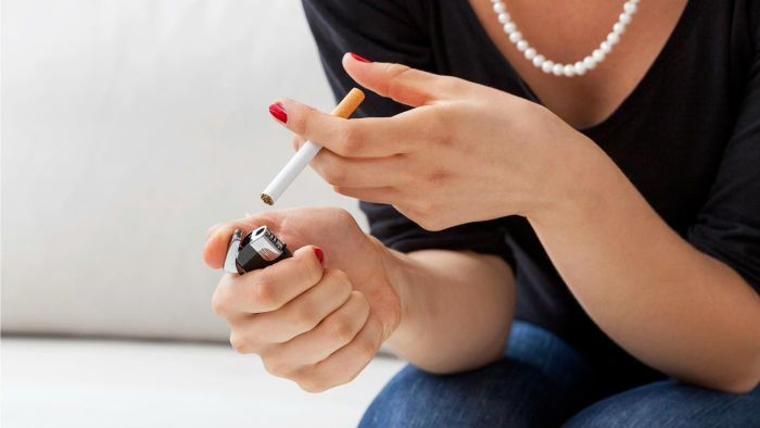Can Smoking Cause Chest Pains?