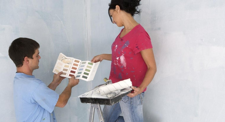 Where Can I Find a Decorating Color Chart?