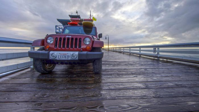 What Is the Average Price of a Jeep Rubicon Four-Door?
