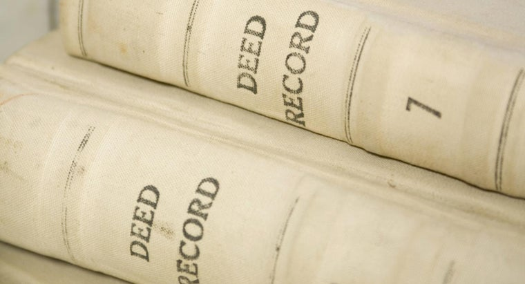What Is a County Plat Book?