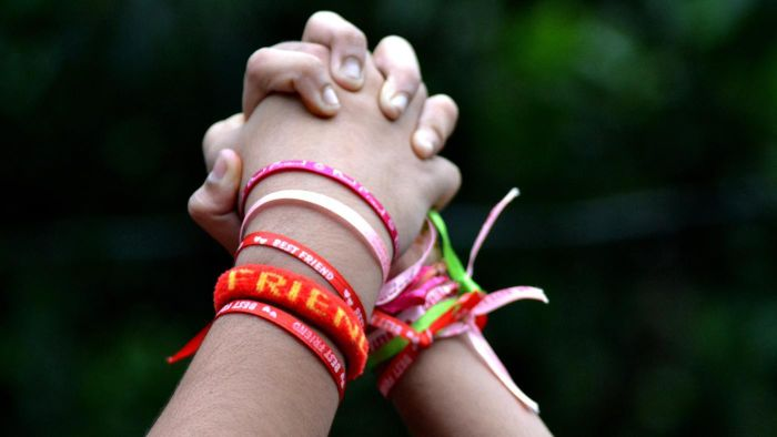 What are some uses of Tyvek wristbands?