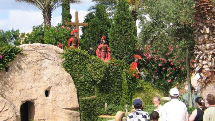 What Activities Are at The Holy Land Experience in Orlando, Florida?