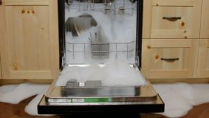How Do You Repair a Dishwasher Water Leak?