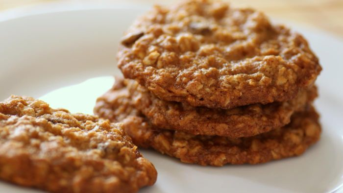 Can You Use Crisco in an Oatmeal Cookie Recipe?