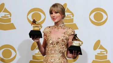 What Are Some of the Awards Taylor Swift Has Won for Her Music?