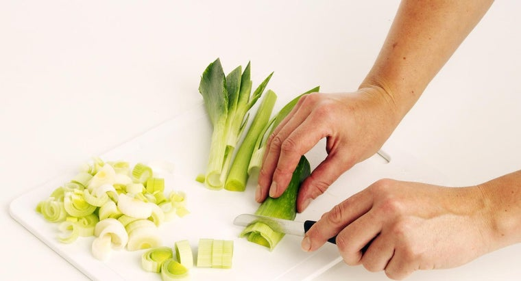 What Are Some Rachael Ray Recipes Using Leeks?