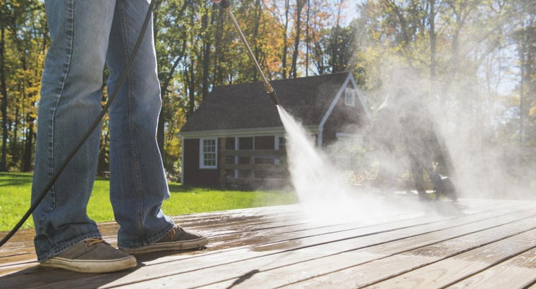 What Type of Oil Does a Pressure Washer Use?