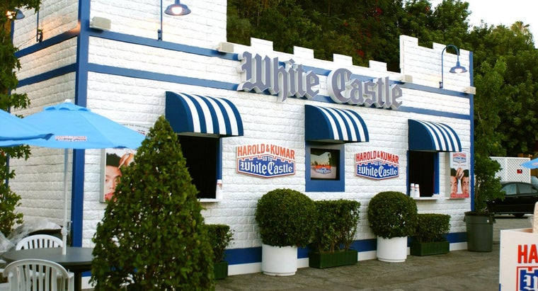 Where Can You Find a White Castle Menu?
