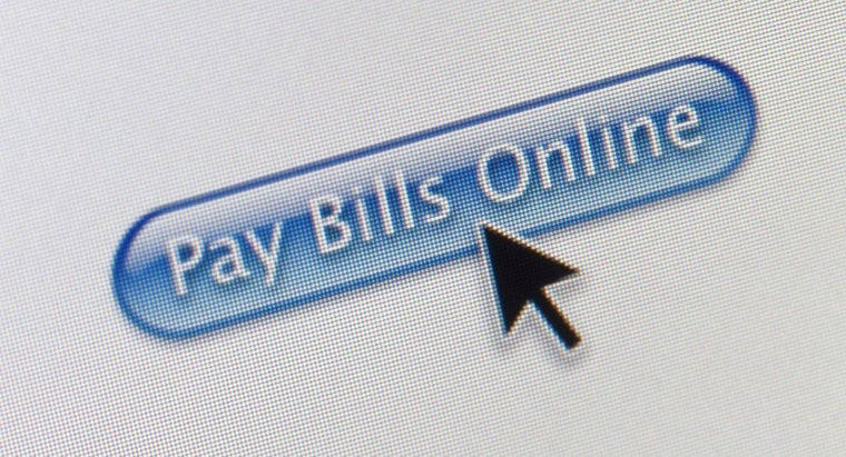 How Do You Pay All Your Bills Online?