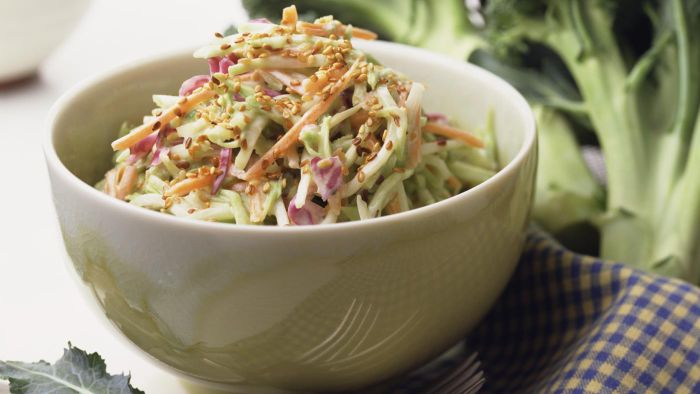 Where can you find some Hellman's coleslaw recipes?