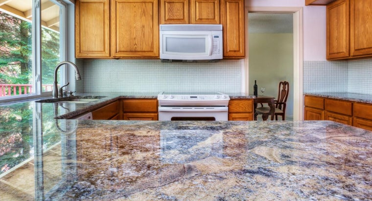 Are Granite Countertop Covers Easy to Install and Remove?