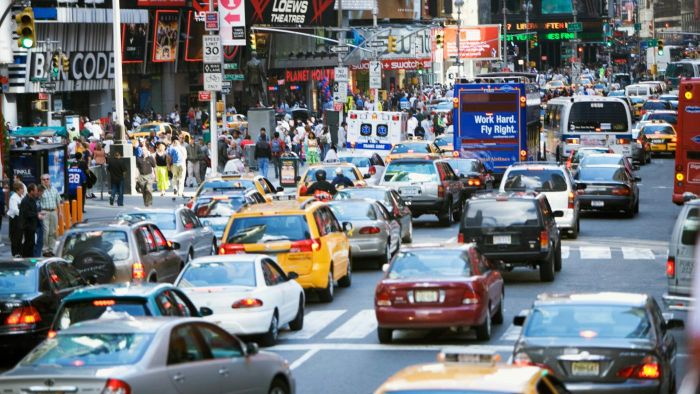 Is it legal to look up traffic ticket history in New York State?