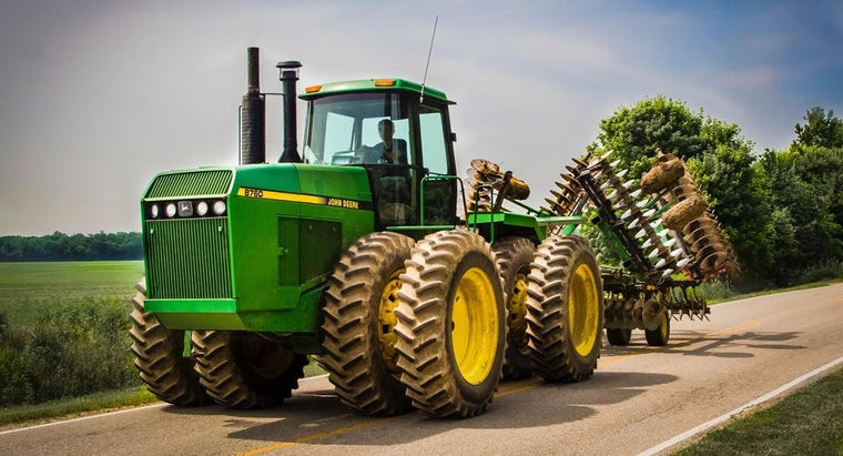 Where Can You Find the Price of John Deere Tractors?