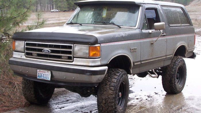 Where Can You Buy a Used Ford Bronco?