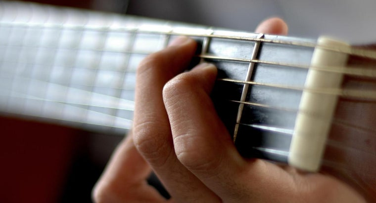 How Do You Find Guitar Chords by Name?