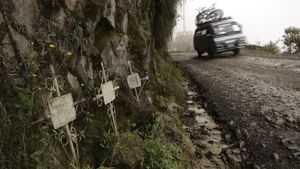 What Is the Bolivian Death Road?